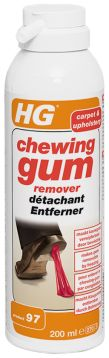 Chewing gum remover 200ml HG