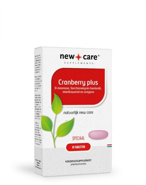 Cranberry plus 30 tabletten New Care