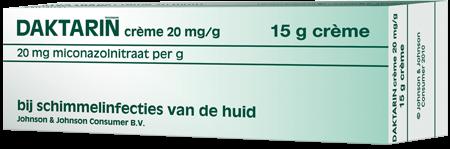 Daktarin creme 2% 15 gram