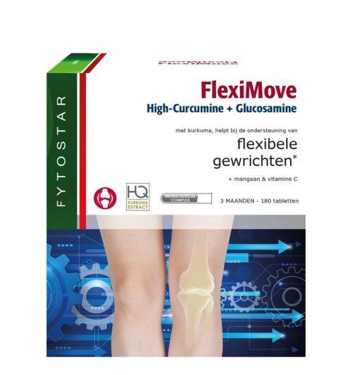 Flexi move gewrichten 180 tabletten Fytostar