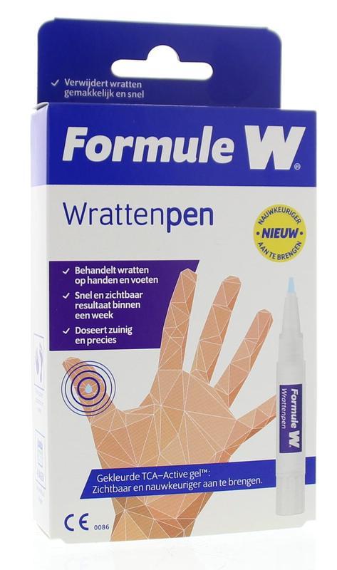 Formule W wrattenpen 1.5ml