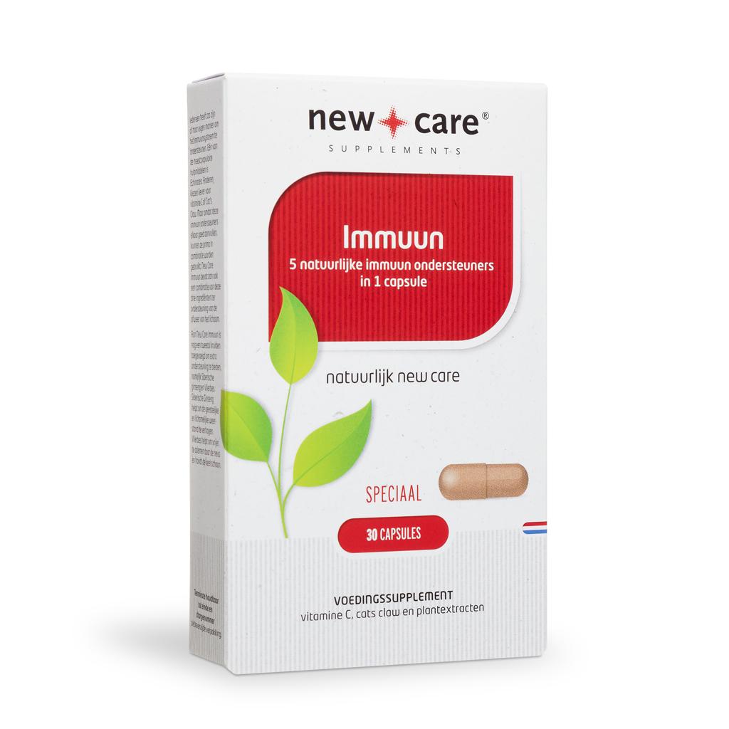 Immuun 30 capsules New Care
