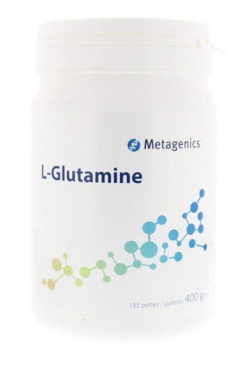 L-Glutamine 400 gram Metagenics