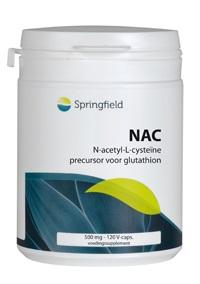 N Acetyl L cysteine 120 vegicaps Springfield