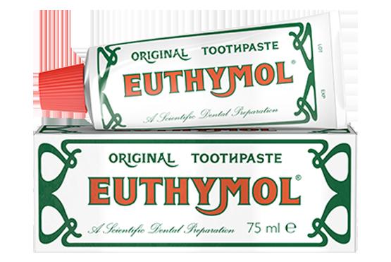 Euthymol tandpasta 75ml