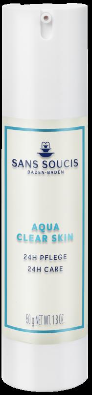 Aqua clear Skin 24-h Care 50 ml Sans Soucis