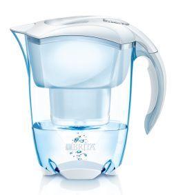 Brita waterkan elemaris cool wit 2,4ltr + filter*