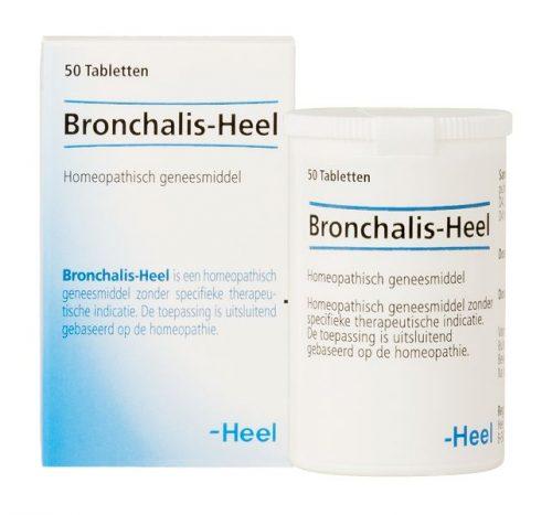 Bronchalis-heel 50 tabletten Heel