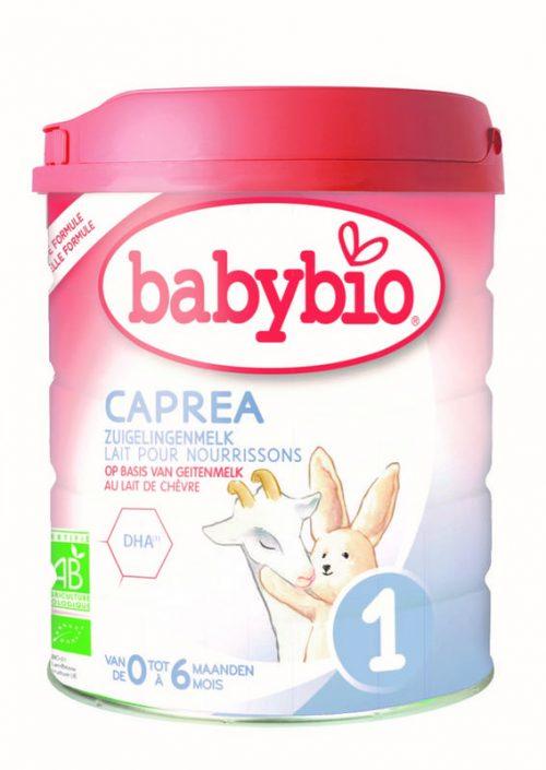 Caprea 1 geitenmelk 0-6 maand 800 gram Babybio