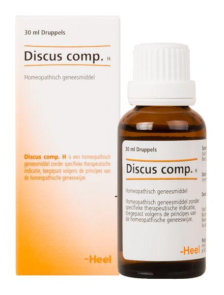 Discus compositum H 100 ml Heel