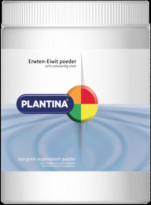 Erwten eiwit poeder 500 gram Plantina