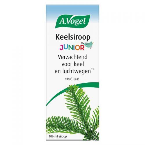Keelsiroop junior 100 ml Vogel