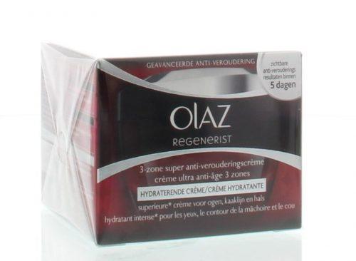 Regenerist daily 3-zone treatment 50ml Olaz
