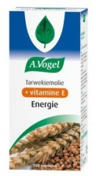Vitaal tarwekiemolie met vitamine E 100 capsules Voge