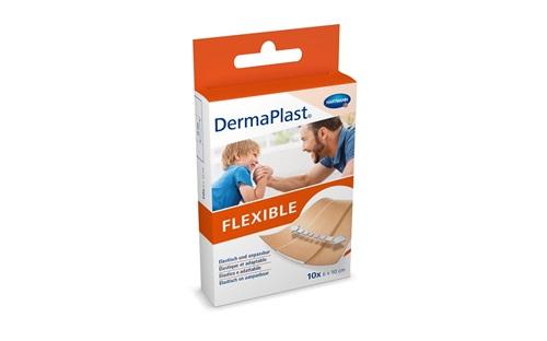 Dermaplast flexible 12 X 20x60mm 8 X 20x80mm
