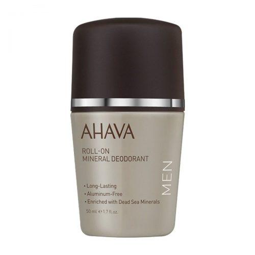 Men deodorant roll on magnesium rich 50 ml Ahava