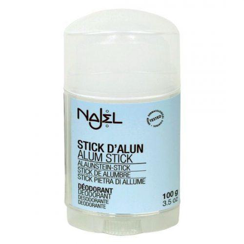 Aleppo deostick aluin 100 gram Najel