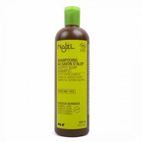Aleppo shampoo normaal haar bio 500 ml Najel
