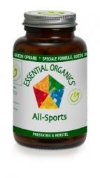 Allsports tr 90 tabletten Essential Organics
