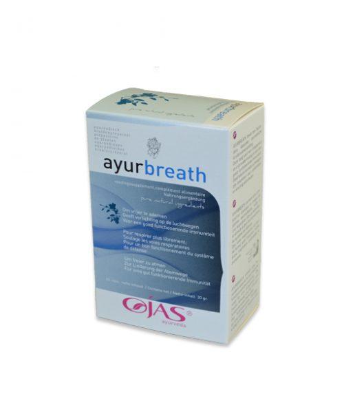 Ayurbreath 60 capsules Ojas