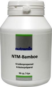 Bamboe 90 capsules Nutramin