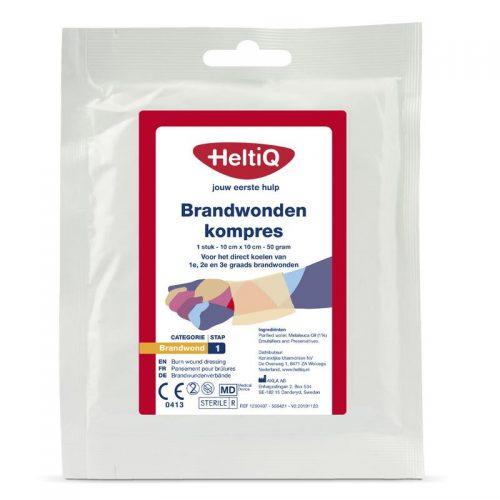 Brandwondenkompres 1st Heltiq