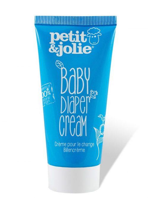 Diaper cream 75 ml Petit & Jolie