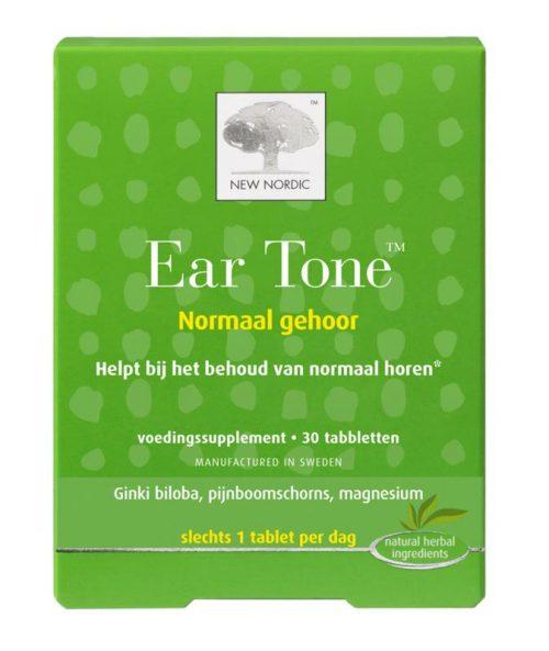 Ear tone 30 tabletten New Nordic