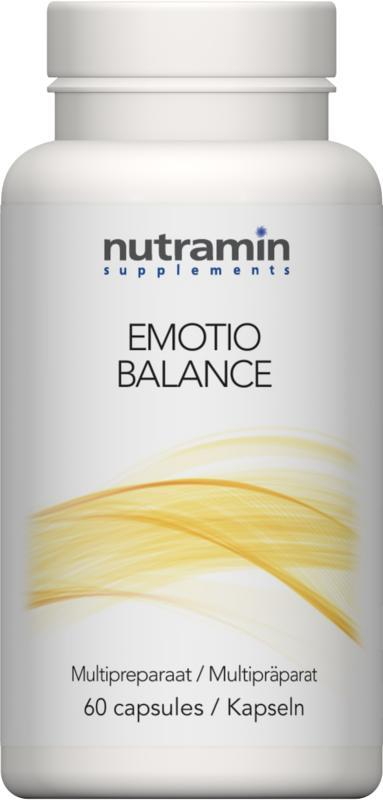 Emotio balance 60 capsules Nutramin