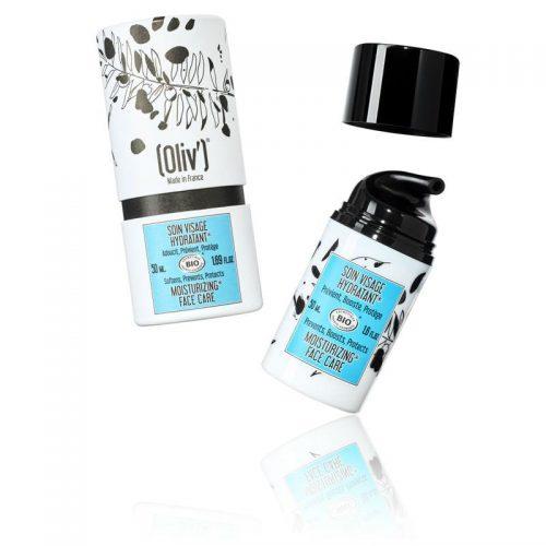 Gezichtscreme hydraterend 50 ml Oliv Bio