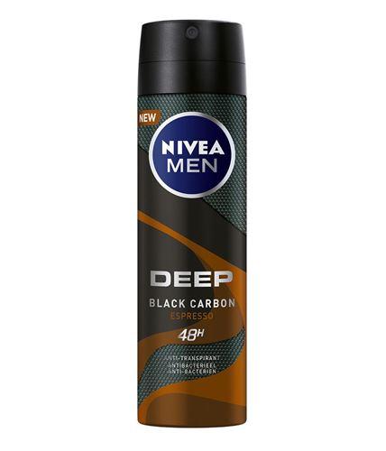 Men deodorant deep espresso spray 150 ml Nivea