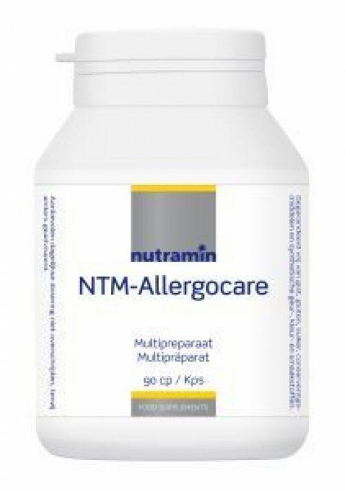 NTM Allergocare 90 capsules Nutramin