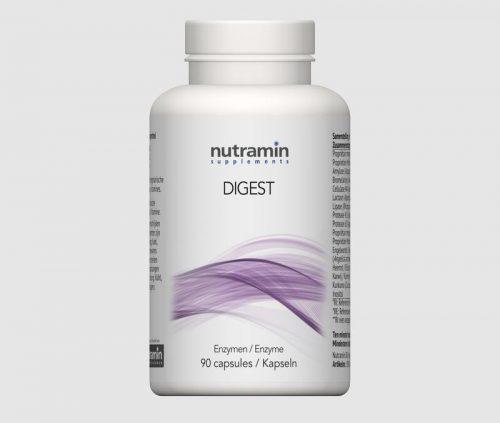 NTM Digest 90 capsules Nutramin