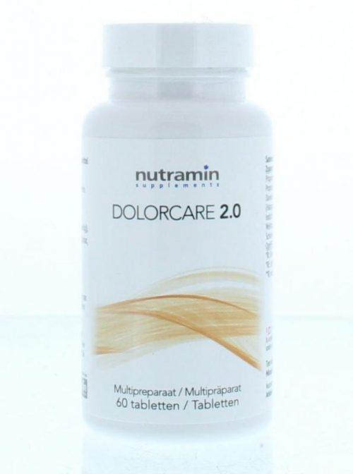 NTM Dolorcare 2.0 optipea 60 tabletten Nutramin