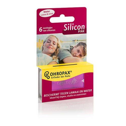 Ohropax Silicon 6st