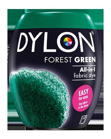 Pod forest green 350 gram Dylon