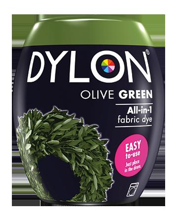 Pod olive green 350 gram Dylon
