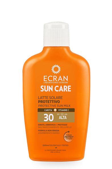 Sun milk carrot SPF 30 200 ml Ecran