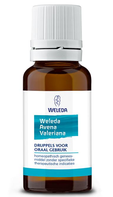 Avena valeriana (nervositeit) 50 ml Weleda