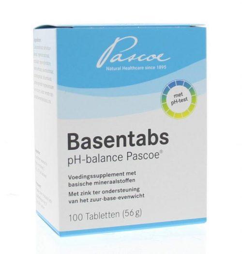 Basentabs 100 tabletten Pascoe