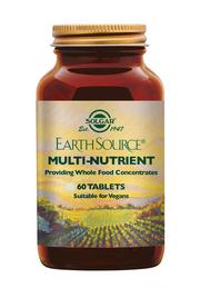 Earth source 60 tabletten Solgar