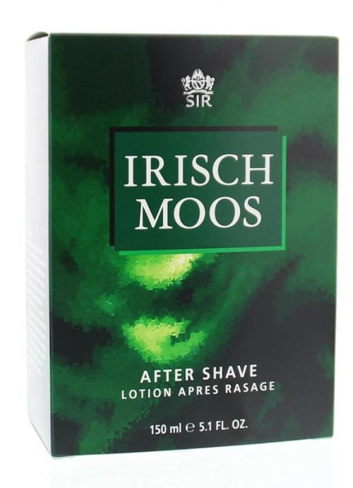 Irisch Moos after shave lotion 150 ml SIR