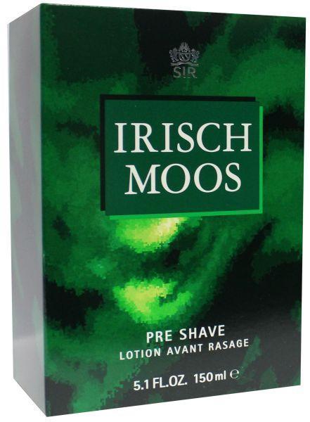 Irisch Moos pre shave 150 ml Sir