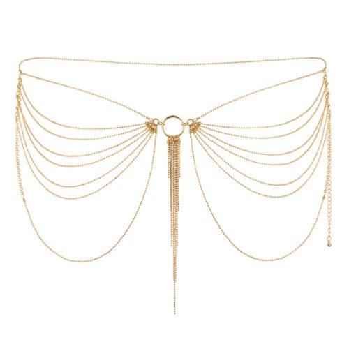 Magnifique Taille goud 1 stuk Bijoux indiscrets