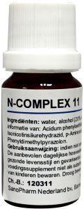 N Complex 11 Diazepam 10 ml Nosoden