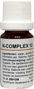 N Complex 12 gliom 10 ml Nosoden
