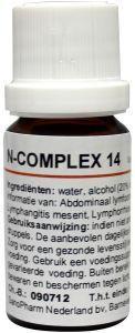 N Complex 14 lymphang 10 ml Nosoden