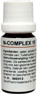 N Complex 15 medorrhin 10 ml Nosoden