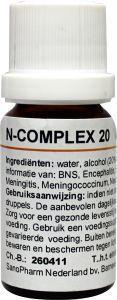 N Complex 21 ostitis 10 ml Nosoden