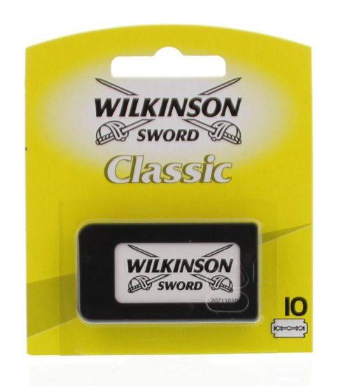 Wilkinson Classic Mesjes Dubb.Zijdig 5st
